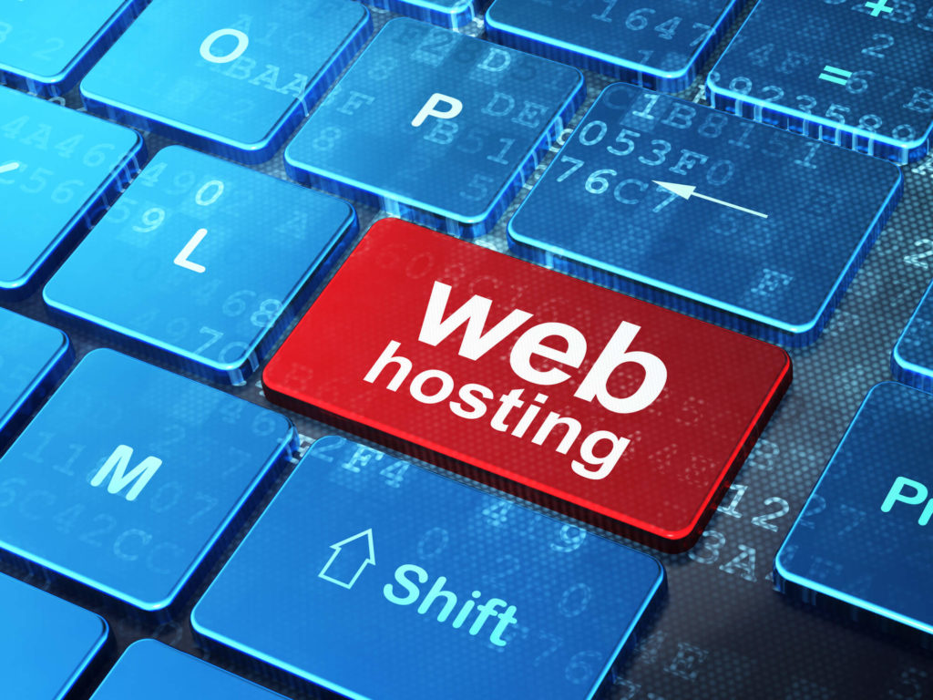 about web hosting